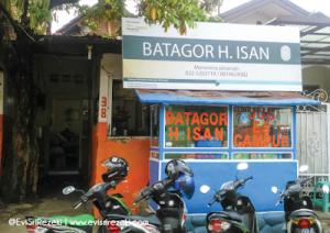 batagor khas Bandung