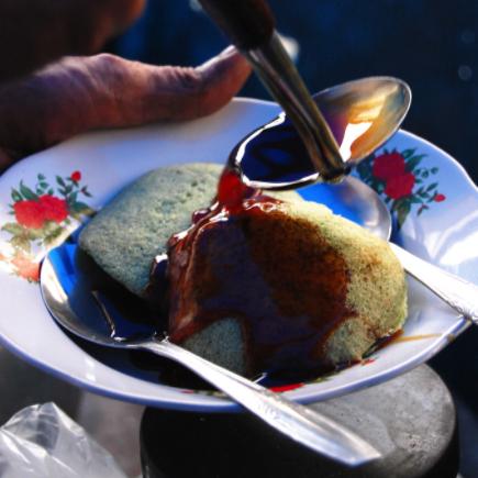 kuliner kaki lima di Bogor