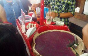Kuliner kaki lima khas Betawi, Selendang Mayang