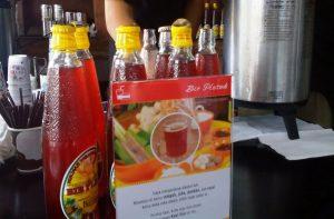 kuliner kaki lima khas Betawi, Bir Pletok