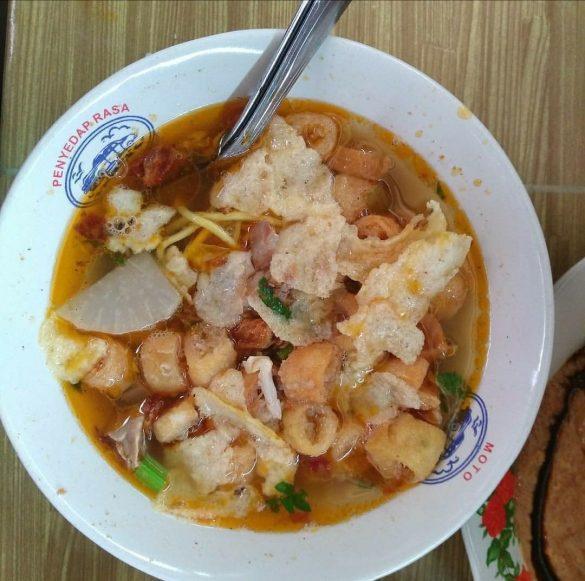 wisata kuliner kaki lima Di Bogor