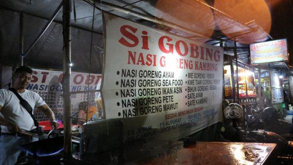 kuliner kaki lima enak di Bandung