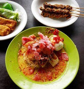 kuliner kaki lima di Medan