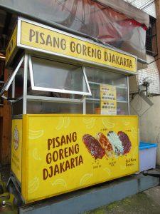 kuliner pinggir jalan di Jakarta