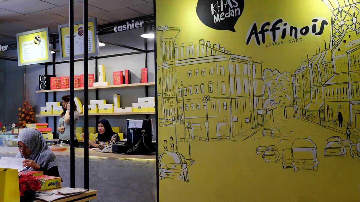 Affinois & Bolu Meranti: Oleh–Oleh Khas Medan yang Lagi Hits
