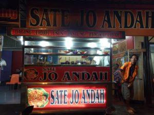 kuliner malam di Medan
