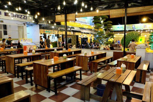 tempat makan 24 jam di Kota Medan, Si Bolang Durian