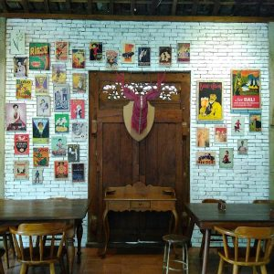 cafe instagramable di Bandung