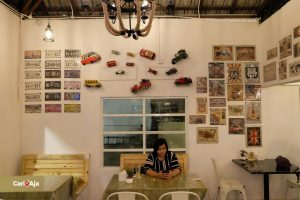 cafe Instagramable di Medan, Desain instagramable Kito Art Cafe