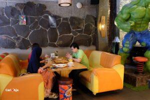 cafe Instagramable di Medan, Lekker Urban Food House