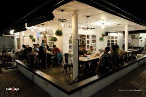 cafe Instagramable di Medan, Serunya kumpul di Kito Art Cafe