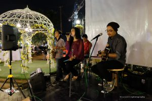 cafe Instagramable di Medan, Live music Kito Art Cafe