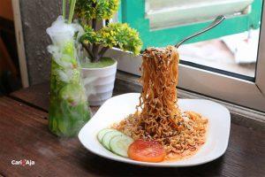 cafe Instagramable di Medan, Mie Goreng Terfavorit di Sosmed Cafe