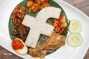 cafe Instagramable di Medan, Makanan kreatif ala Sosmed Cafe