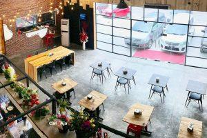 cafe Instagramable di Medan, Warung Mevvah