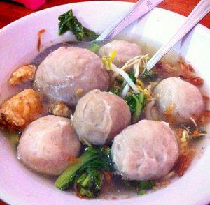 bakso paling enak di Bogor, Bakso Seuseupan