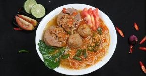 bakso paling enak di Bogor, Bakso Misterius