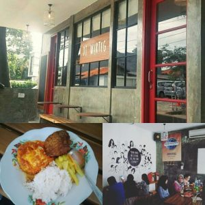Di Warteg, warteg paling enak di Jakarta