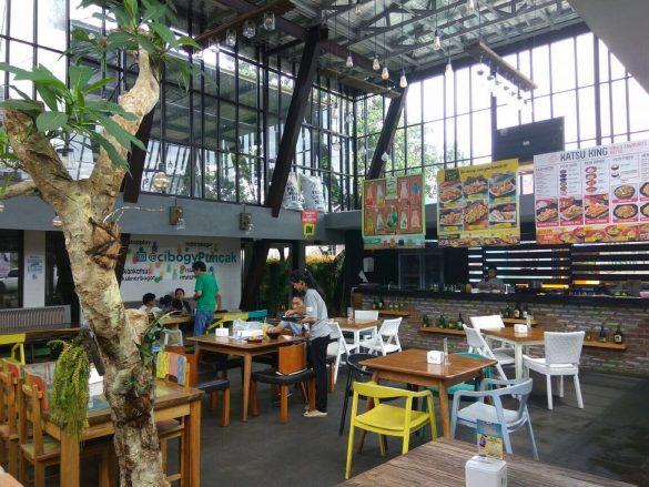 Cibogy Bogor, cafe instagramable di Bogor