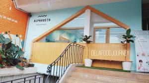 tempat bukber murah di Jakarta, Alphabeth