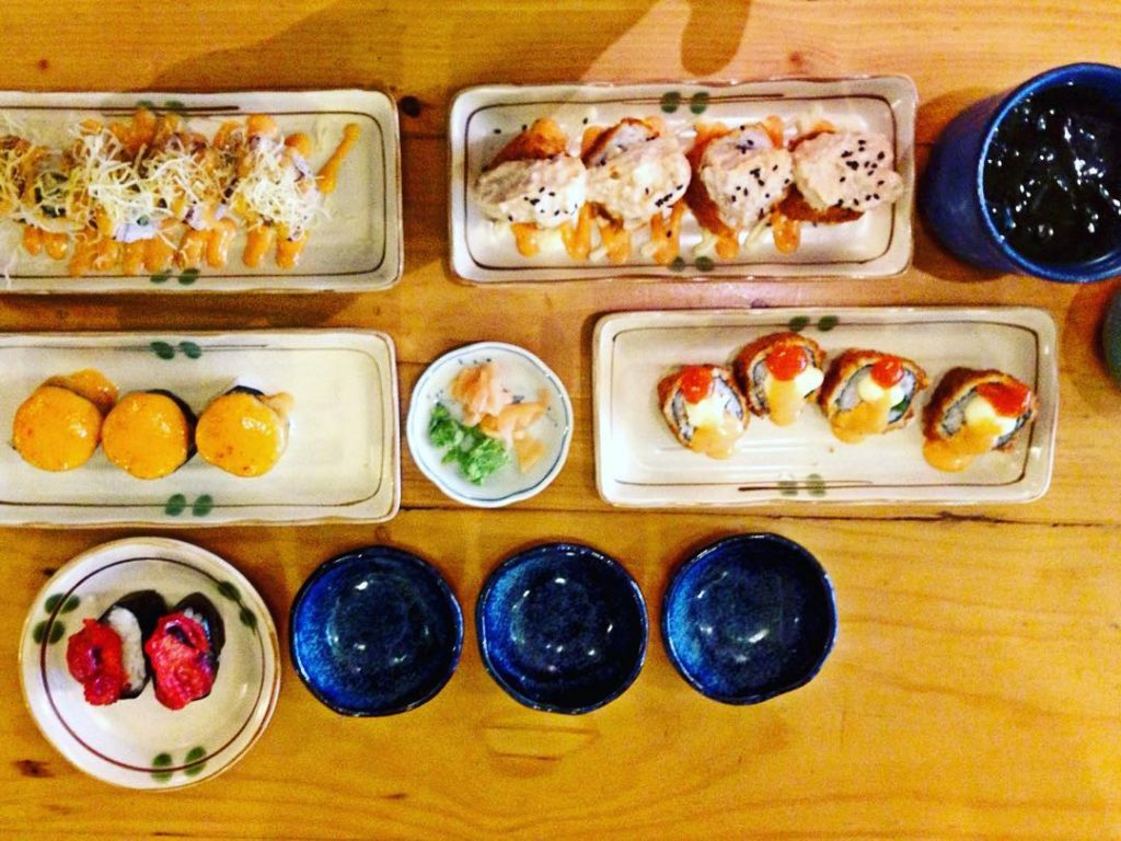 HAIKARA SUSHI, restoran sushi di Jakarta, Carimakanaja.com