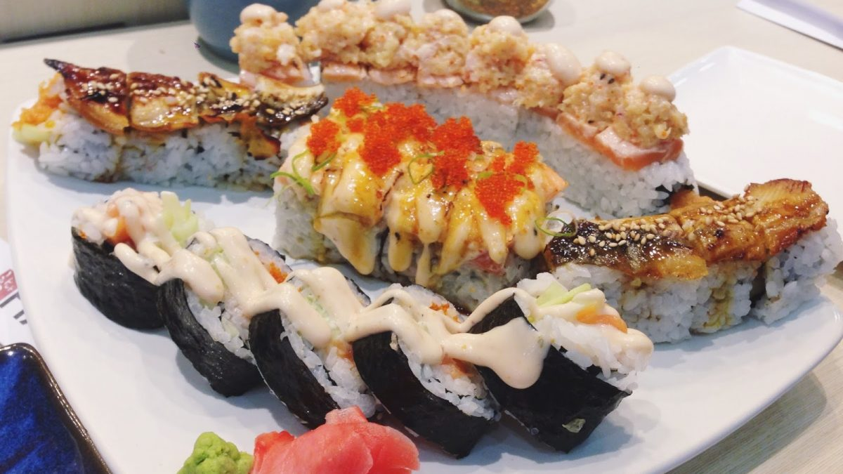 5 Restoran Sushi di Jakarta yang Ciamik Rasa dan Harganya!