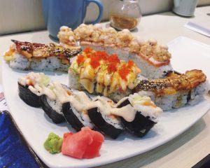 HANAKO SUSHI, restoran sushi di Jakarta