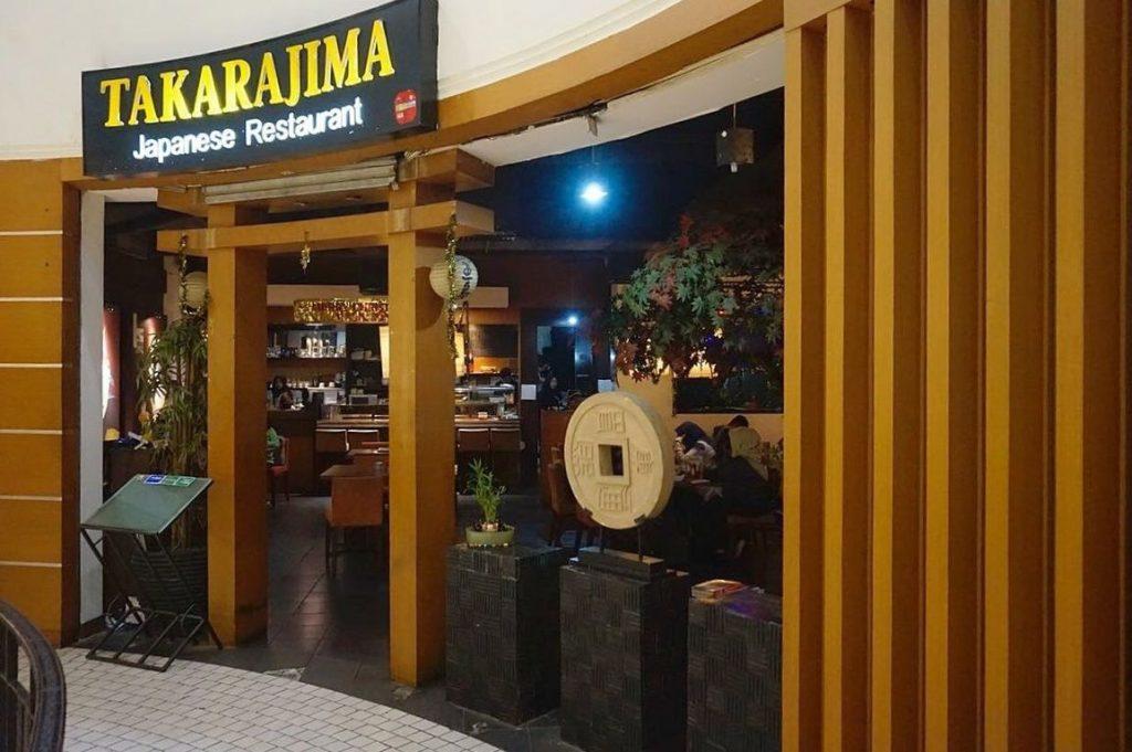 TAKARAJIMA SUSHI, restoran sushi di Jakarta, Carimakanaja.com
