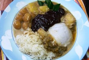 takjil favorit di Jakarta, Bubur Kampiun