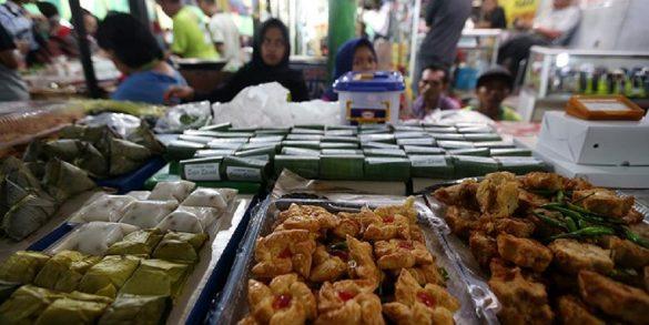 Tempat jual takjil di Jakarta