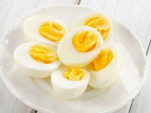 makanan wajib buka puasa, Telur