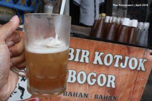 Bir Kocok Bogor, kuliner Suryakencana Bogor