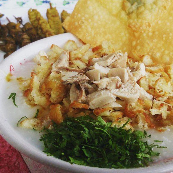Bubur Ayam Tirza, bubur ayam terkenal di Bogor