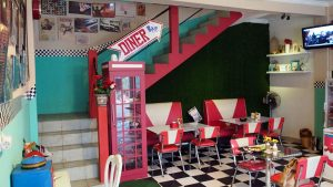Mix Diner & Florist, tempat makan Indomie di Jakarta