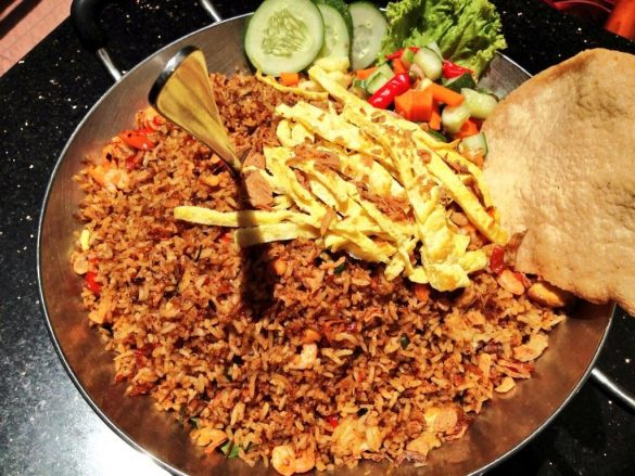 Nasi Goreng Jancuk, nasi goreng terkenal di Surabaya
