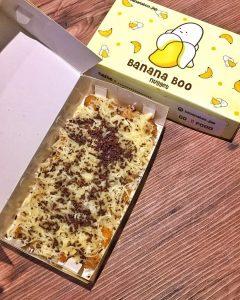 The Bananaboo, kedai pisang nugget paling enak di Jakarta