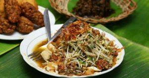 Toge Goreng Pak Rohim, kuliner Suryakencana Bogor