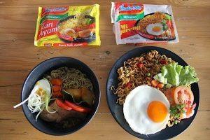 Sajian Mie Mirip, tempat makan Indomie di Jakarta