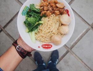 kuliner legendaris Cikini, Mie Ayam Gondangdia