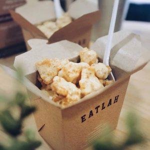 Eatlah, nasi kotak kekinian di Jakarta