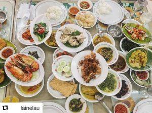 Garuda, restoran Padang enak di Jakarta
