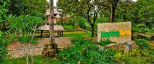 Kampoeng Koneng, rumah makan Sunda lesehan di Bogor