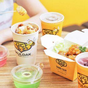 Kkuldak, nasi kotak kekinian di Jakarta
