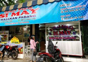Rumah Makan Simay, restoran Padang enak di Jakarta