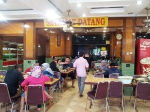 Rumah Makan Surya, restoran Padang enak di Jakarta
