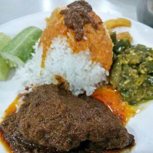 Sari Bundo, restoran Padang enak di Jakarta