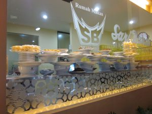 Sari Bundo Bandung, rumah makan Padang enak di Bandung