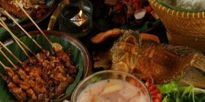 Desa Sawah Restoran dan Villa, rumah makan Sunda lesehan di Bogor
