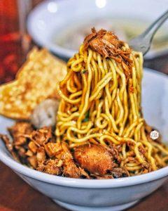 Cafe Mie di Jakarta, Mie Ayam Bakso Yunus