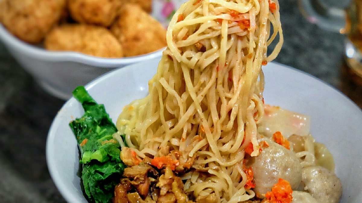 7 Cafe dengan Sajian Mie Terenak di Jakarta